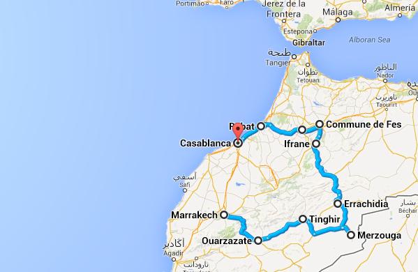 jewish tours itinerary, sahara , desert